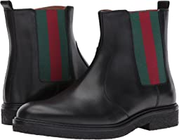 Gucci Kids Joshua Bootie (Little Kid/Big Kid)