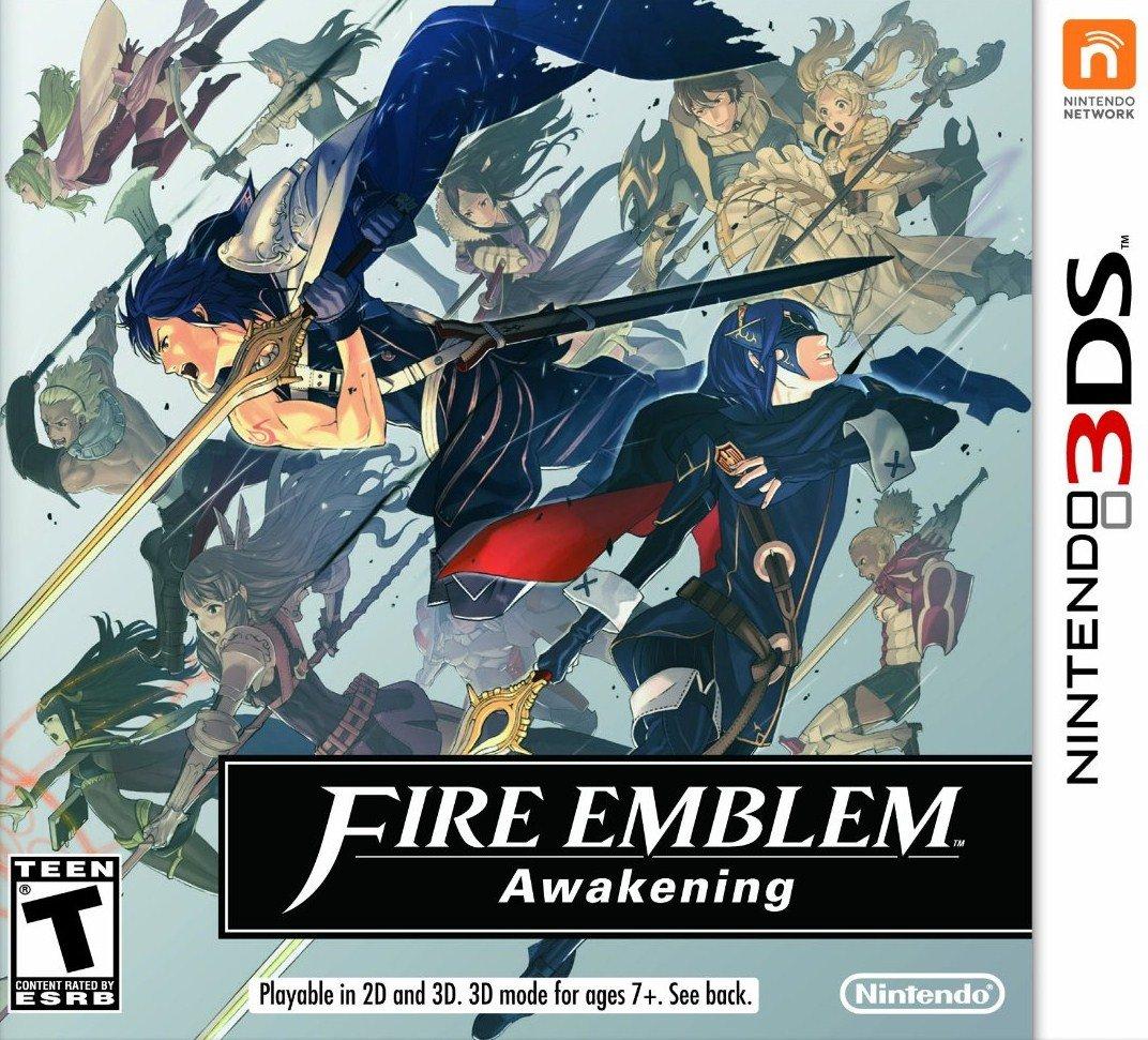 Fire Emblem: New Orleans Mall Awakening Import - Code Digital 3DS