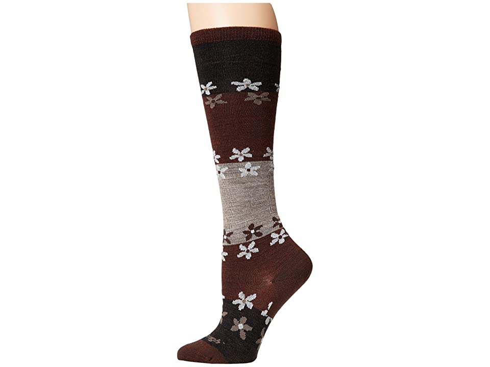 Darn Tough Vermont - Darn Tough Vermont Flowers Knee High Light Socks