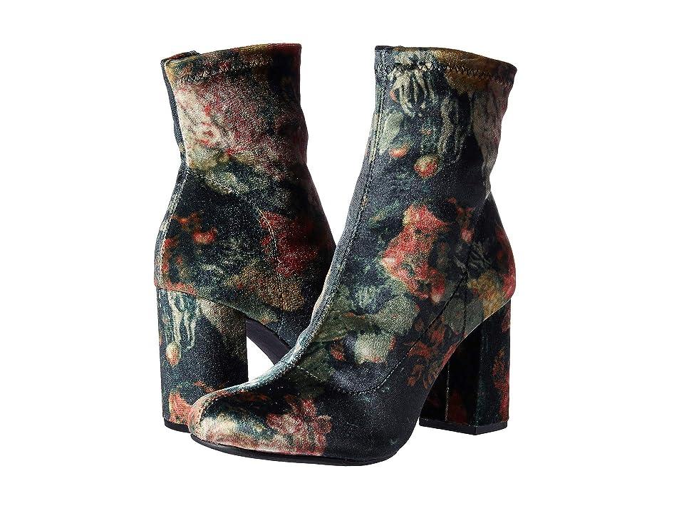 MIA Valencia (Floral Velvet) High Heels