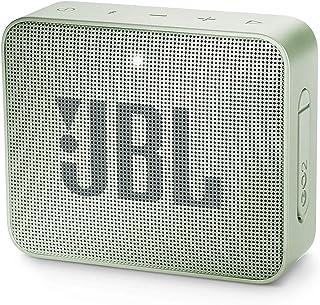 مكبر صوت محمول بتقنية البلوتوث جو 2 من جيه بي ال JBLGO2MINTAM - اخضر مينت