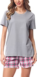 Pijama Conjunto Camiseta y Pantalones Mujer MS10-177
