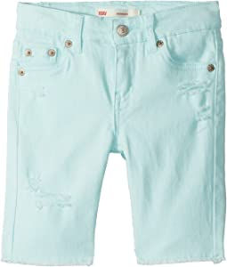 Levi's® Kids Seaside Bermuda Shorts (Little Kids)