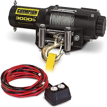 Champion 3000-lb. ATV/UTV Winch Kit