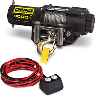 winches for four wheelers