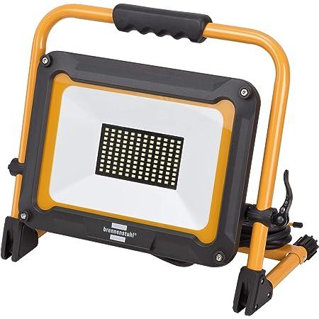 20W LED Strahler Baustrahler f/ür au/ßen mit tragbarer wiederaufladbarer Handlampe LED AKKU