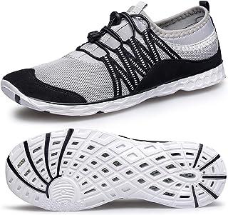 أحذية رجالي من Alibress أحذية مائية خفيفة الوزن وسريعة الجفاف باللون المائي
