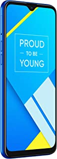 Realme RMX1941 C2 64/3GB Smartphone, Elmas Mavisi (Realme Türkiye Garantili)
