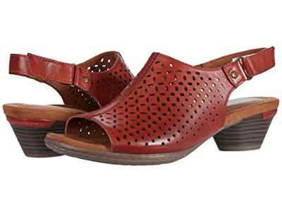 Cobb Hill Laurel Slingback (Russet Red) Women
