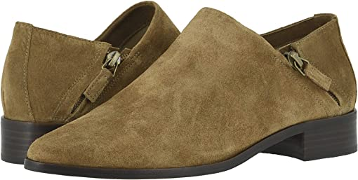 Whiskey Oiled Suede