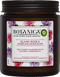 Air Wick Botanica Candle Island Rose and African Geranium