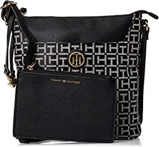 Tommy Hilfiger Crossbody Bag for Women - Black