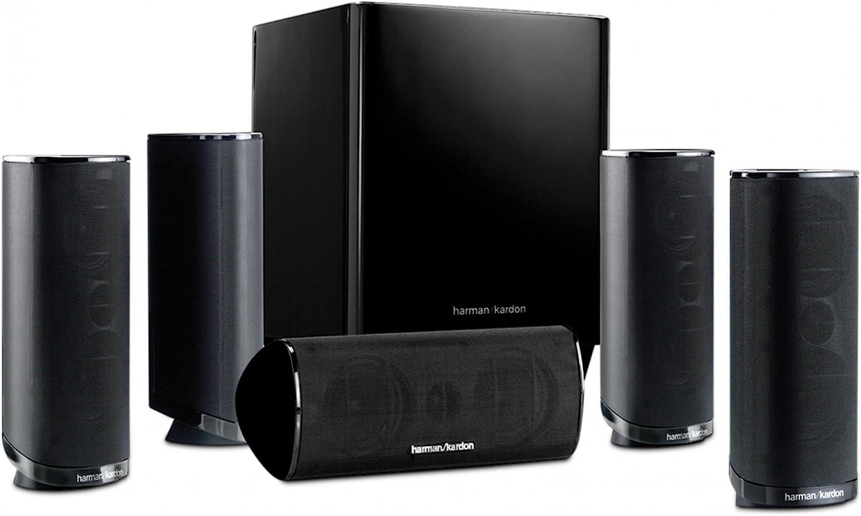 3. Harman Kardon HKTS 16BQ Speaker Package
