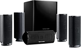 Harman Kardon 5.1 Channel Realistic Home Theater System - HKTS 16BQ