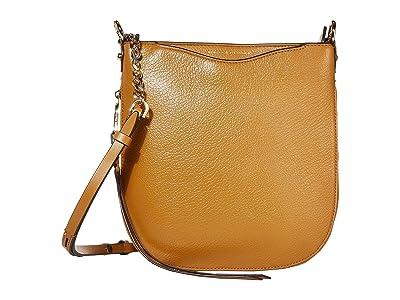 Rebecca Minkoff Emma Swing Crossbody (Nutmeg) Handbags