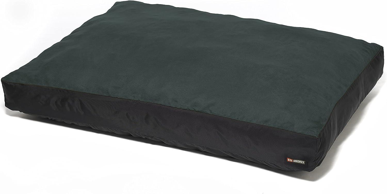 Big Shrimpy 7077 Original Faux Bed, Small, Ocean Suede