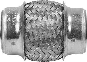 """قدرت قابل توجه RP ، RK7505-2 """"x 4"""" لوله فلکس اگزوز فولاد ضدزنگ سنگین"""