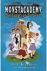 The Egyptian Treasure: A (Dyslexia Adapted) Monstacademy Mystery (Monstacademy Dyslexia Adapted Book 2) Kindle Edition