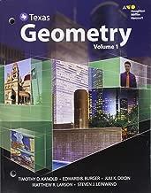 HMH Geometry: Interactive Student Edition Volumes 1 & 2 Bundle 2016