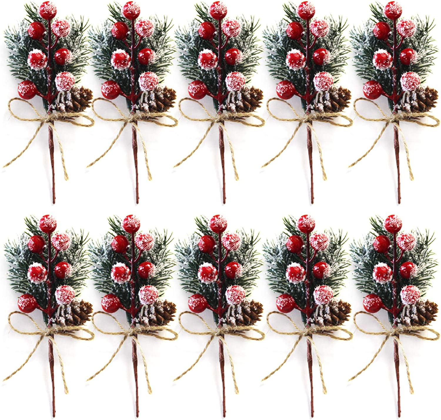 Red Berry Stems Pine Many popular brands Branches Christmas Colorado Springs Mall Evergreen