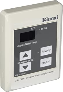 Rinnai MCC-91-2W Commercial Controller for Ls Series for Temperatures 98° to 160° F