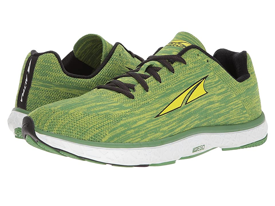 Image of Altra Footwear Escalante (Green) Men's Running Shoes