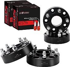 Wheel Spacers 5x5 for 2018 Wrangler JL,2011-2018 Grand Cherokee WK2, Dodge Durango, 1.5 inch Wheel Adapters with 14x1.5 Studs &71.5mm hub bore