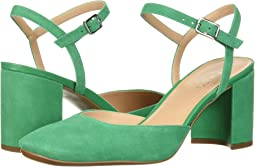 Kelly Green Diva Suede