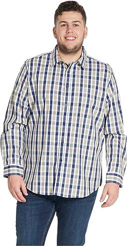 Big & Tall Bale Check Shirt