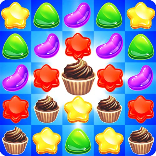 Candy Bomb - Kostenloses Match 3-Puzzle-Spiel