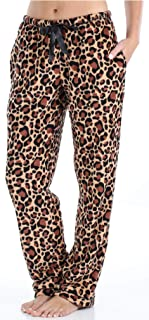 Women's Fleece Pajama PJ Pants