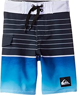 "Highline Slab 14"" Boardshorts (Toddler/Little Kids)"