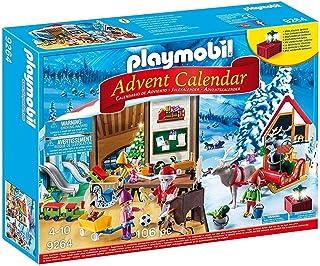 comprar comparacion PLAYMOBIL Calendario de Adviento-9264 Taller de Navidad, Multicolor (9264)