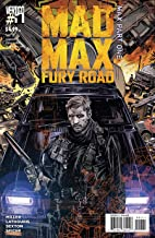 Mad Max Fury Road Max #1 (of 2) Comic Book