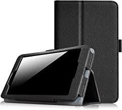 Fintie LG G Pad 7.0 Folio Case - Premium PU Leather with Auto Sleep/Wake Feature for LG G Pad V400 / V410 (LTE) / VK410 / UK410 / LK430 (G Pad F7.0) 7-Inch Android Tablet - Black