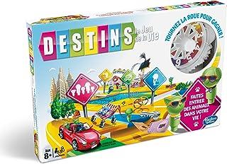Hasbro Destins Pets – Jeu de societe - Jeu de plateau – Version française
