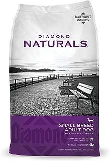 DIAMOND NATURALS Small Breed Dog Real Chicken Recipe