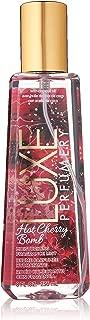 Belcam Bath Therapy Luxe Moisturizing Mist Eau de Parfum Spray, Hot Cherry Bomb, 7.98 Fluid Ounce