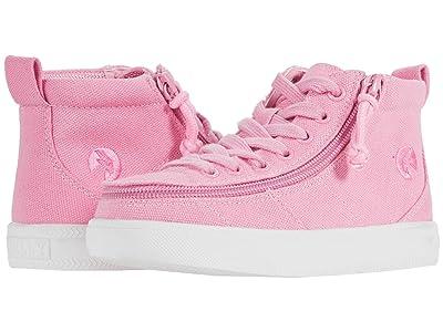 BILLY Footwear Kids Classic WDR Wide High-Top (Little Kid/Big Kid) (Pink) Kid