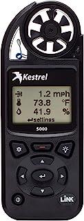 Kestrel 5000 Environmental Meter with Link, Black