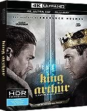 king arthur - il potere della spada (4k ultra hd+blu-ray) Blu-ray Italian Import