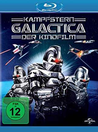 KAMPFSTERN GALACTICA - MOVIE