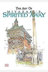 The Art of Spirited Away Hardcover