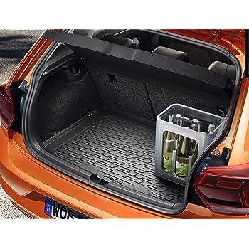 Gummi-Fußmatten+Kofferraumwanne VW POLO V 6R 2009-2017 oberer Ladeboden
