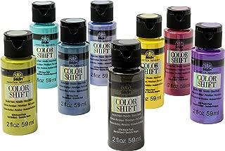 FolkArt PROMOCS8 Color Shift Chameleon Paint Set, 2 oz