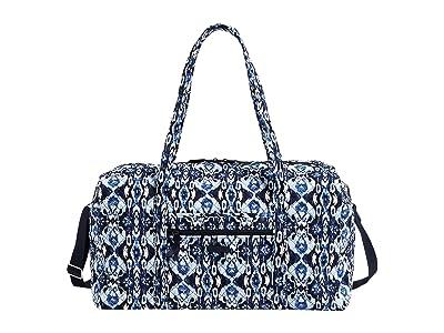 Vera Bradley Large Travel Duffel (Ikat Island) Handbags