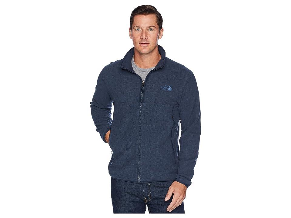 The North Face Glacier Alpine Jacket (Urban Navy Heather) Men