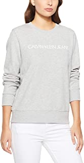 Calvin Klein Jeans Women's Institutional Logo Sweatshirt