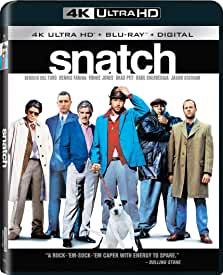 SNATCH is Available for the First Time on 4K Ultra HD June 1st from Sony Pictures