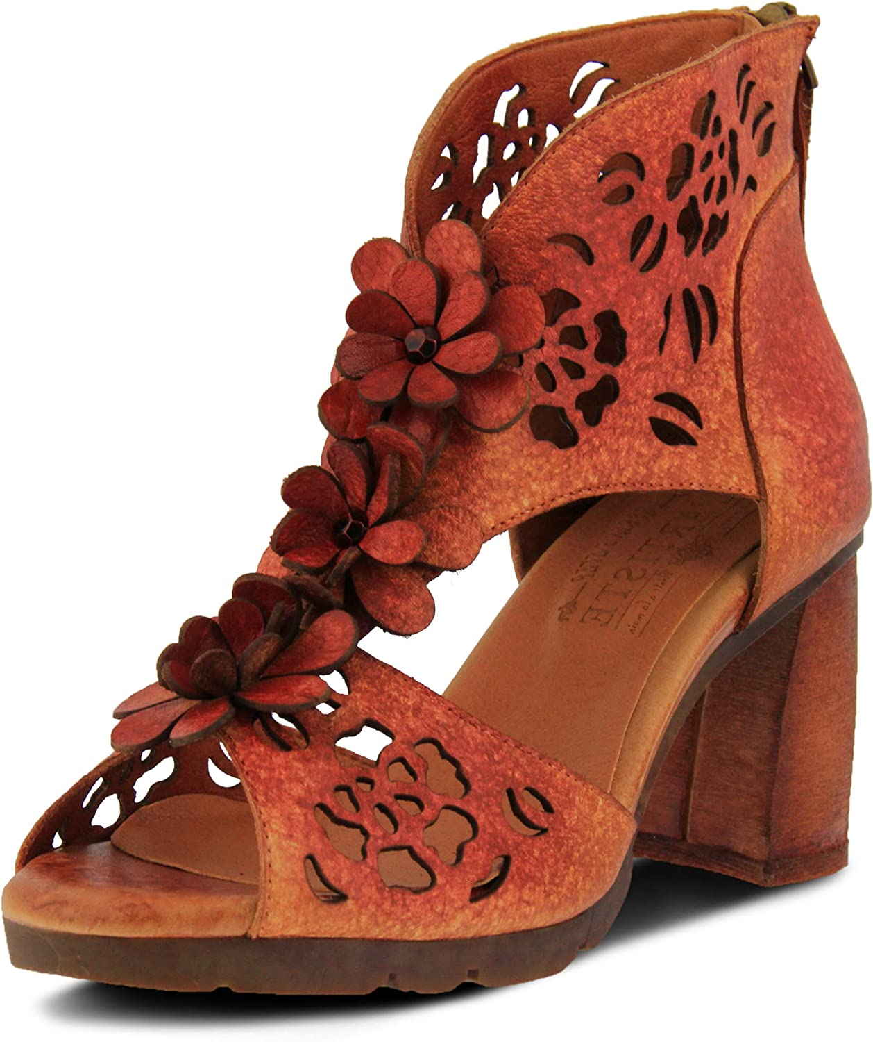Manufacturer regenerated product Spring Max 41% OFF Step L`Artiste Women's Shelly